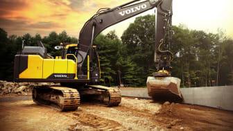 engcon Machine Link Dig Assist Volvo