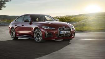 Helt nye BMW 4-serie Gran Coupé: Familien er komplett
