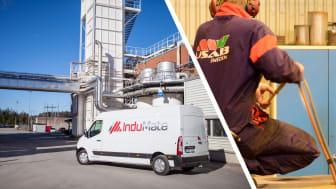 Enerco förvärvar bolagen MVUSAB och InduMate Gävle AB och stärker kunderbjudandet