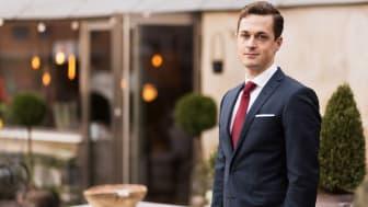 Jonas Du Rietz ny partner på Morris Law