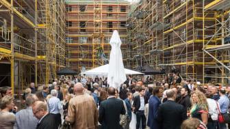 Richtfest Geisberg Berlin (Copyright: FORE GBS Development)