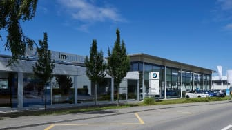 SeeAll-gruppens to BMW-forhandlere, Allmend Garage og Seeblick Garage, er Hedins første i Sveits.