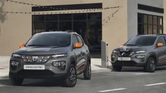 Dacia Spring  - Danmarks billigste elbil