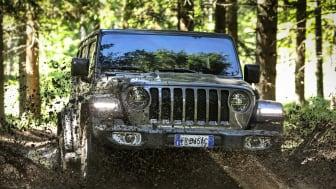Jeep får førstepriser af 39.000 offroad-entusiaster