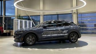 Ford Mustang Mach-E rekkeviddetest 2021
