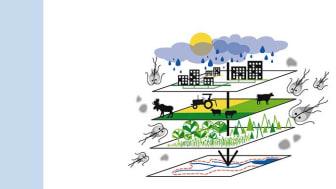 SVU-rapport 2013-16: Geografiska informationssystem för analys av parasitkällor i ytvattentäkter (Dricksvatten)