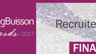 LaingBuisson Awards 2018 - Finegreen shortlisted as finalist for Recruiter of the Year