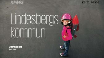 Revisionsbyrån KPMG har tagit fram ett nytt förslag till ny nämnd- och förvaltningsorganisation i Lindesbergs kommun