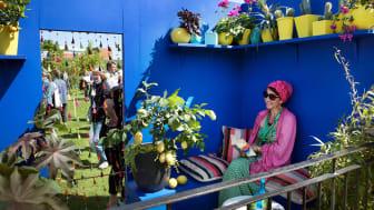 Malmö Garden Show  –  en grön fest med odling, lek och design.