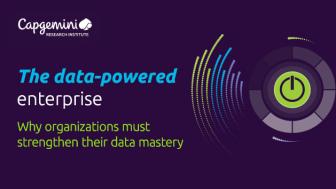 Datadrivna beslut gör företagen mer framgångsrika, men Norden och Sverige släpar efter