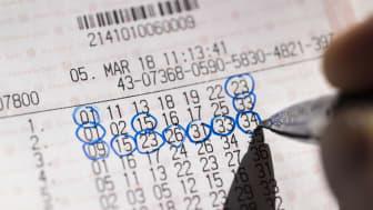 To Lotto vindere deler førstepræmien på 6 millioner kroner