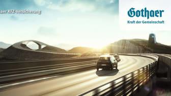 Neuer Gothaer KFZ-Tarif mit Marktneuheit Treue-Kasko