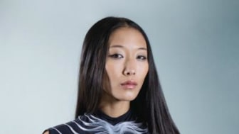 Absolut annonserer et kreativt samarbeid med den franske  haute coture designeren Yiqing Yin