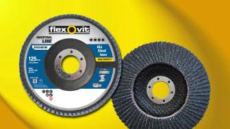 Flexovit Industrial Line Heavy Duty Lamellilaikka - Toute 2