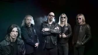 Judas Priest kommer till Linköping 14 juni.