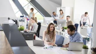 Professionelle servicevirksomheder har størst risiko for at blive udsat for cybertrusler.