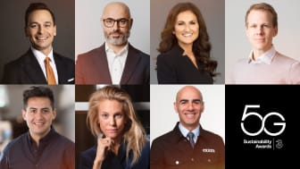 Jury 5G Sustainability Awards