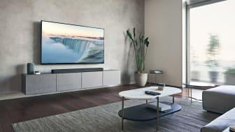 Die neue 7.1.2-Kanal-Flaggschiff-Soundbar HT-A7000 von Sony bietet überragend realistischen Surround Sound