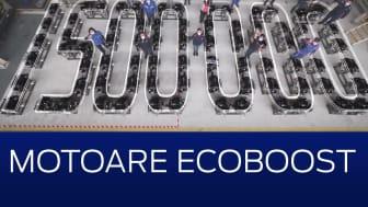 1,5 milioane motoare EcoBoost 1.0 litri
