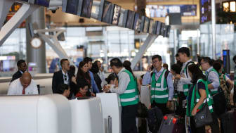 Preparations in order, 3,000 airport staff will work at T4