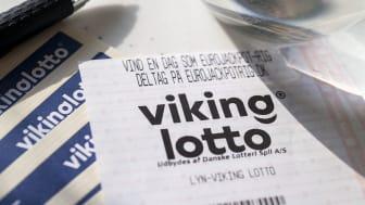 Heldig Vikinglotto vinder i Ringkøbing-Skjern kommune