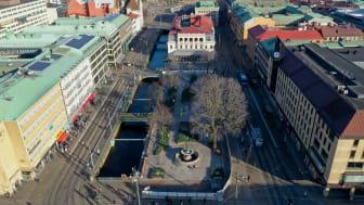Securitas har vunnit upphandling gällande ordningsvakter 3 § LOV för Göteborgs Stad. Foto: Göteborgs Stad Alexander Ljungqvist