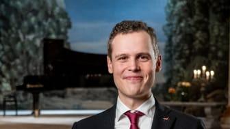 Fabian Düberg, Confidencen-stipendit 2021