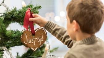 Frälsningsarmén vill att fler barn ska å en god jul