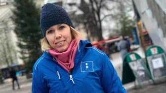 Michaela Hollis (KD) ny vice ordförande äldrenämnden i Stockholm