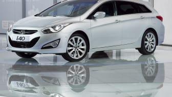 Hyundai lanserer ny stasjonsvogn