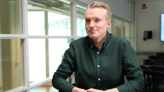 Daniel Jonsson, Head of Data Analysis och projektledare för GDPR Compliance Project.