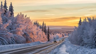 Glatte veier, snø og andre bilister:  Dette er det som bekymrer mest i trafikken