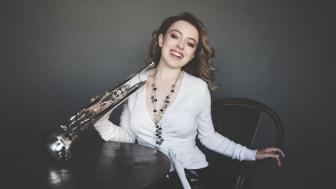 Latinamerikanska rytmer i centrum när den unga franska virtuosen Lucienne Renaudin Vary gästar Gävle Symfoniorkester