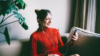 Elektroniken blir allt viktigare för att hålla kontakt med nära och kära