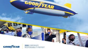 Goodyear understreger sin forpligtelse til virksomhedsansvar i rapport for 2020