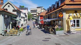 Uteserveringar i Västerås. Foto: Mostphotos.
