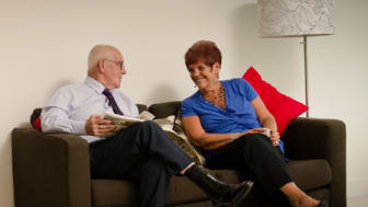 Supporting people to 'age-in-place'