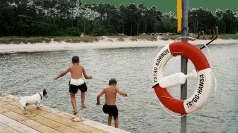 1 av 6 barn i Sverige kan inte simma