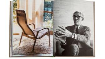 På spaning efter Lamino skildrar möbelformgivaren och entreprenören Yngve Ekströms liv