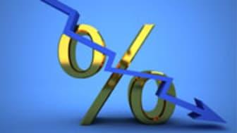 Din bank sänkte bolåneräntan med mellan 0,10 och 0,16 procentenheter