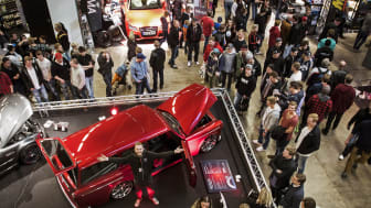 Bilsport Performance & Custom Motor Show utsett till Årets Event!