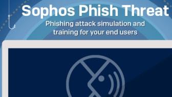 Webbinar - Sophos Phish Threat – simuleringsverktyg lär dina anställda hantera nätfiskeattacker