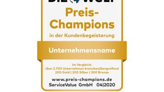 Deutschlands Preis-Champions 2020: Diese Unternehmen überzeugen bei der Preisgestaltung