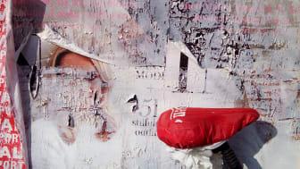 Die Künstlerin Brigitte Koriath  zeigt Bilder, Fotografien und andere Objekte