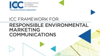 Högre krav på företags hållbarhetskommunikation ska stärka konsumentförtroende