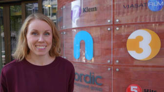 Karoline Dyhre Breivang blir ny håndballekspert for Nordic Entertainment Group (NENT Group) Foto: NENT Group
