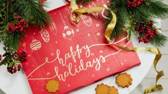Vuoden joulukalenteri Glitteristä