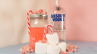 Absolut Toasted Marshmallow Peppermint Infusion