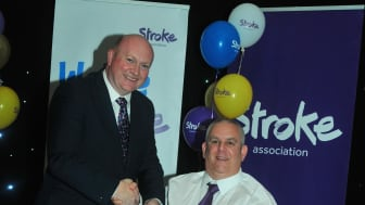 Northumberland stroke survivor and wife receive regional recognition