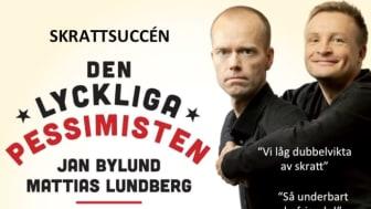 Lyckliga Pessimister till Kiruna och Luleå!